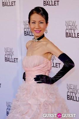 chiu ti-jansen in New York City Ballet's Spring Gala