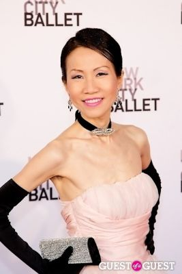 chiu ti-jansen in New York City Ballet's Spring Gala