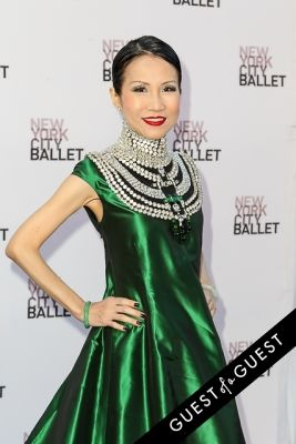 chiu ti-jansen in NYC Ballet Fall Gala 2014