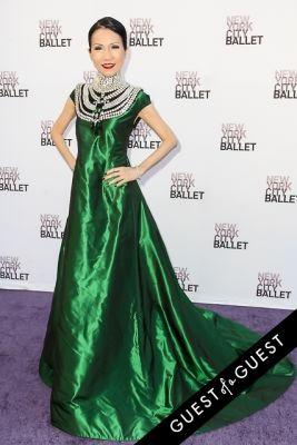 chiu ti-jansen in NYC Ballet Fall Gala 2014