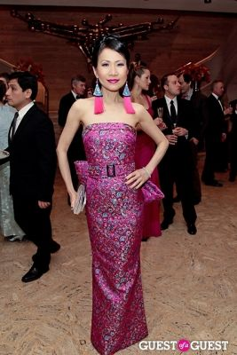chiu ti-jansen in The School of American Ballet Winter Ball: A Night in the Far East