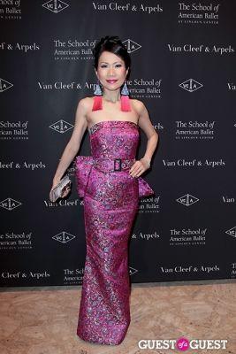 chiu ti-jansen in The School of American Ballet Winter Ball: A Night in the Far East