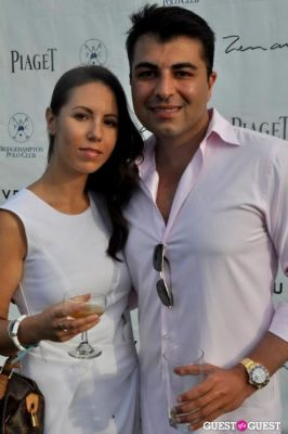 chris cicero in Bridgehampton Polo Closing Day