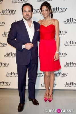 veronica webb in Jeffrey Fashion Cares 10th Anniversary Fundraiser