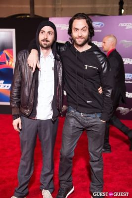 chris d-elia--r- in U.S. Premiere Of Dreamworks Pictures