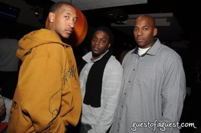 chris duhon in Lucky Strike Party