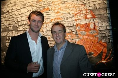 chris hemsworth in Nomad Two Worlds Opening Gala