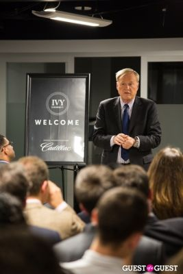 chris matthews in IvyConnect with Chris Matthews
