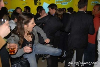 julia allison in THE COLLEGE HUMOR SHOW PARTY