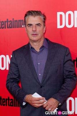 chris noth in Don Jon Premiere