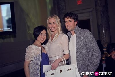 chris oh in Kristin Pasternak Fine Jewelry launch party