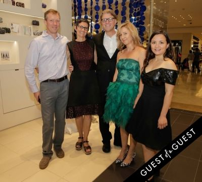 chris peck in Tadashi Shoji South Coast Plaza Re-Opening