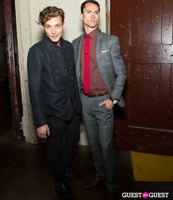 nick sabatalo in L.A. Fashion Weekend Awards