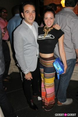 leanna brittis in New York magazine and The Cut's Fashion Week Party