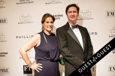 chris shipman in Brazil Foundation XII Gala Benefit Dinner NY 2014