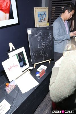 chris taylor in Pop-Up Art Event Art Auction Benefiting Mere Mist International