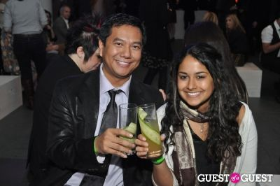 chris vicente in MoMA Film Benefit After Party