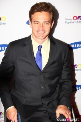 chris waddell in Samsung 11th Annual Hope for Children Gala