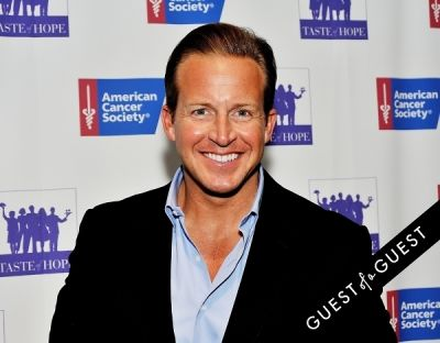 chris wragge in American Cancer Society's 9th Annual Taste of Hope