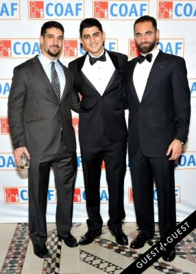 samuel armen in COAF 12th Annual Holiday Gala
