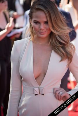 chrissy teigen in The 2014 ESPYS at the Nokia Theatre L.A. LIVE - Red Carpet