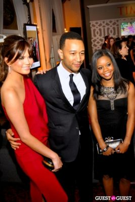 chrissy teigen in People/TIME WHCD Party
