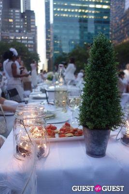 christa hildebrandt-lepore in Diner en Blanc NYC 2013