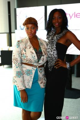 christene n.-carr in I-ELLA.com Cocktail Party at the InStyle Lounge at Lincoln Center During Mercedes-Benz Fashion Week