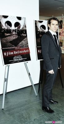 christian chapman in NY Premiere of
