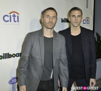 christian karlsson in Citi And Bud Light Platinum Present The Second Annual Billboard After Party