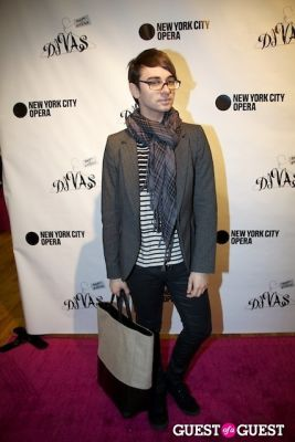 christian siriano in Divas Shop for the Opera