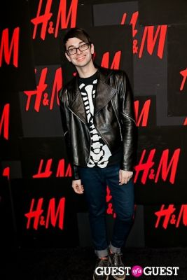 christian siriano in H&M Hosts Private Concert with Lana Del Rey