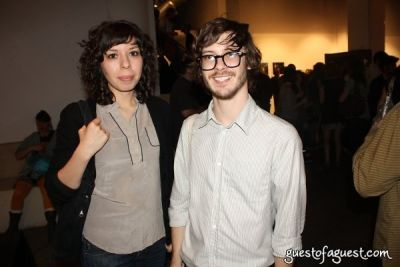 christina aceto in D.U.M.B.O. Show Opening Reception
