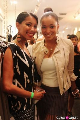 whitney bibby in Curve Boutique and Falling Whistles Celebrate Fashion's Night Out