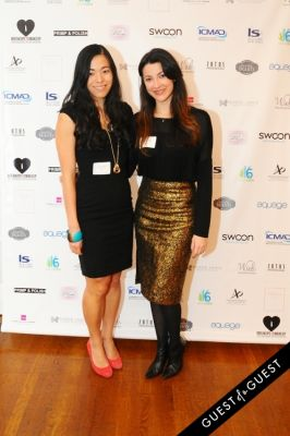 christina chang in Beauty Press Presents Spotlight Day Press Event In November