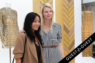 christina chen in American Express Celebrates Its Iconic Gold Card
