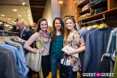 christina cody in GANT Spring/Summer 2013 Collection Viewing Party