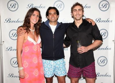 marshall roy in Bonobos Swimtrunk Launch
