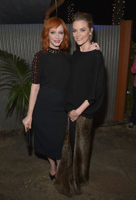 "christina hendricks in Exclusive Club Tacori ""Riviera At The Roosevelt"" Event"
