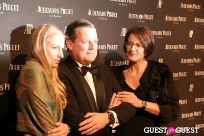 philippe merk in Audemars Piguet Royal Oak 40 Years New York City Exhibition Gala