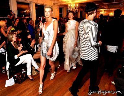 christina muller in Underground Fashion Show