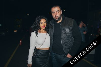 christina oganesyan in Food Haus Café One Year Anniversary Party