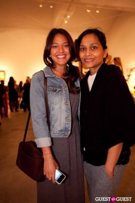 marguerite olivelle in Martin Schoeller Identical: Portraits of Twins Opening Reception at Ace Gallery Beverly Hills