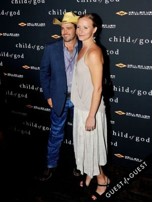 christina voros in Child of God Premiere