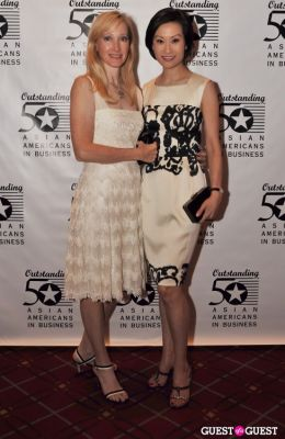 christina zacamy in Outstanding 50 Asian-Americans in Business Awards Gala