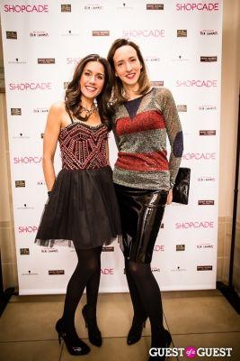 christine bibbo-herr in Shopcade New App Launch at Henri Bendel