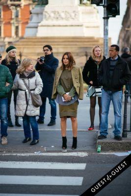 christine centenera in Milan Fashion Week PT 2