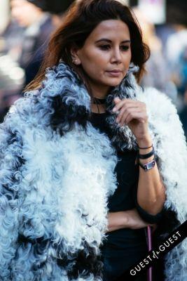 christine centenera in Milan Fashion Week Pt 3
