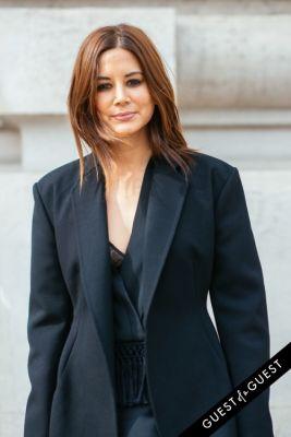 christine centenera in Paris Fashion Week Pt 4