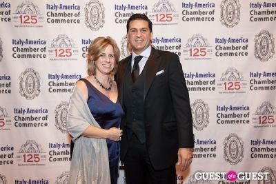 david votano in Italy America CC 125th Anniversary Gala